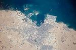 Satellite imagery of Doha and Al Wakrah in 2009.jpg
