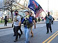 Saturday afternoon, 12 December 2020 PROUD BOYS Protest @ Farragut Square, NW, Washington DC IMG 0264a (50806551262).jpg