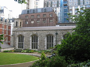 Savoy Palace - The Savoy Chapel