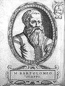 Bartolomeo Scappi -  Bild