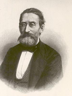 Franz Anton Schiefner - Franz Anton von Schiefner.