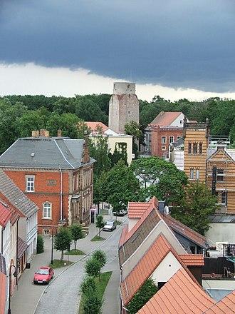 Bad Liebenwerda - The Lubwartturm, Bad Liebenwerda