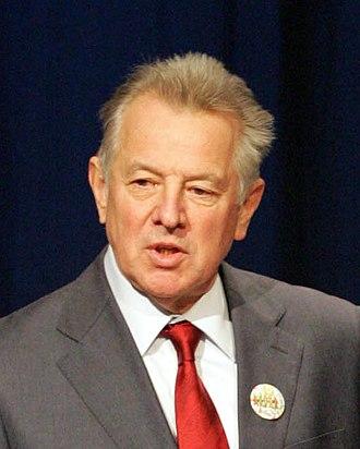 President of Hungary - Image: Schmitt Pal 2011 01