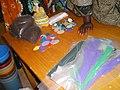 School toys produced from recycled plastic - Matériel scolaire produit à partir du plastique recyclé (3267510464).jpg