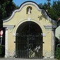 Schwadorf Hl Johannes Nepomuk Kapelle 2011.jpg