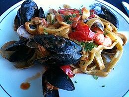 Scialatielli ai frutti di mare, Capri.jpg