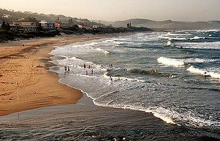 Scottburgh Place in KwaZulu-Natal, South Africa