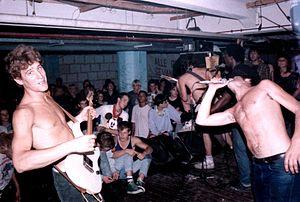 Scream (band) - Scream at the Emma, Amsterdam, 1986