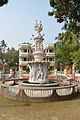 Sculptural Fountain - Nripendra Childrens Park and Guest House - Taki Municipality - Taki - North 24 Parganas 2015-01-13 4303.JPG