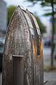 Sculpture Cross Tower Wolf Glossner Karmarschstrasse Hanover Germany 01.jpg