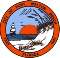 Seal of Fort Walton Beach, Florida.png
