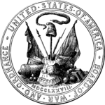 Seal of the United States Board of War and Ordnance.png