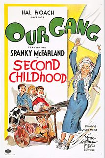 <i>Second Childhood</i> (film) 1936 film by Gus Meins