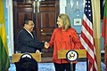 Secretary Clinton Meets With Burmese Foreign Minister U Wunna Maung Lwin (7221283836).jpg