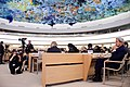 Secretary Kerry Listens to Speech in UN Human Rights Council Chamber in Switzerland (16506511900).jpg