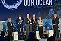 Secretary Kerry Shares the Stage with Ocean Champions during 2016 Our Ocean Conference (29615821792).jpg