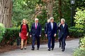 Secretary Kerry Walks With European Counterparts at Tufts University in Massachusetts (29787485422).jpg