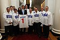 Secretary Kerry With Embassy Moscow's Hockey Team (8719648423).jpg