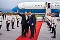 Secretary Pompeo Arrives in North Macedonia (48844465377).jpg