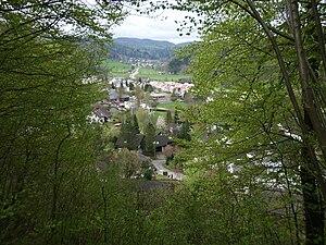 Stallikon - Village Sellenbüren, Stallikon