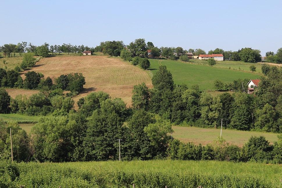 Selo Mrčić - opština Valjevo - zapadna Srbija - Panorama 22