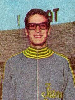 Sergio Liani Italian hurdler
