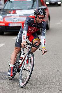Sérgio Paulinho Portuguese road bicycle racer