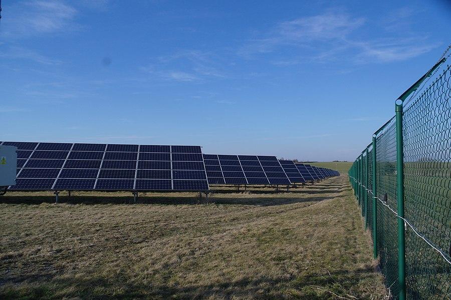 Ševětín Solar Park