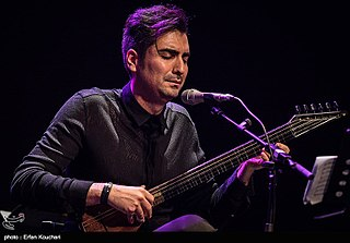Hafez Nazeri Iranian Singer & Musician