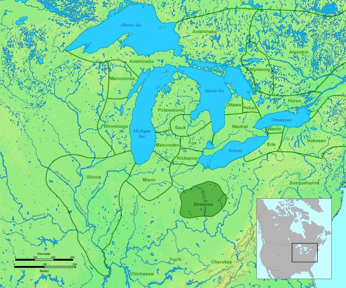 Shawnee – Wikipedia  Shawnee – Wik...