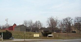 Sheboygan County, Wisconsin - Image: Sheboygan County Historical Museum