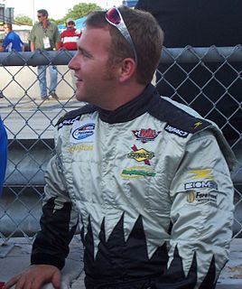 Shelby Howard American racing driver