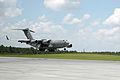 Shelby Auxiliary Field 1 2007-07-09 C-17 training.jpg