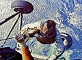 Shepard Hoisted into Recovery Helicopter - GPN-2000-001361-crop.jpg
