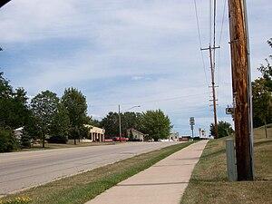 Sherwood, Wisconsin - Image: Sherwood Wisconsin
