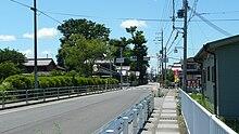 滋賀県道542号安食西八目線
