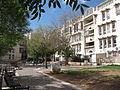 Shmuel HaNavi courtyard.jpg