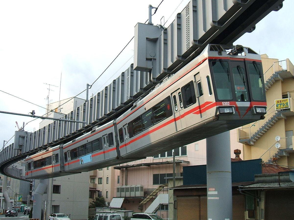 Shonan Monorail Wikipedia