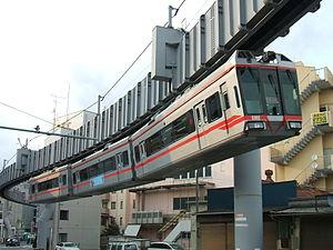 湘南モノレール江の島線 5000系導入 6/24【画像wikipedia 】