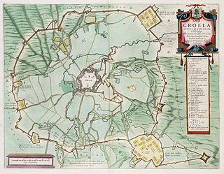 Siege of Groenlo (1627) siege