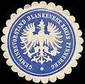 Siegelmarke Gemeindevorstand Blankenese Kreis Pinneberg W0310504.jpg