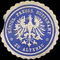 Siegelmarke Königl. Preuss. Hüttenamt zu Altenau W0310678.jpg