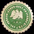 Siegelmarke K. Pr. Jäger-Regiment zu Pferde Nr. 13 W0285463.jpg