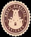 Siegelmarke Markt Gemeinde Innichen W0318439.jpg