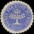 Siegelmarke Siegel der Stadt Bocholt W0385102.jpg