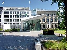 Siegfried-Wedells-Platz in Hamburg