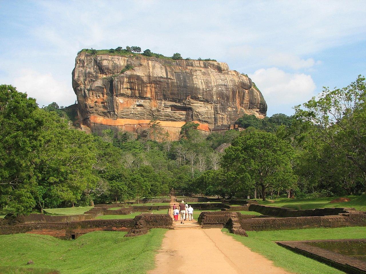 Benteng batu Sigiriya