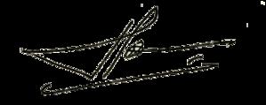 Hamengkubuwono IX - Image: Sign HBIX