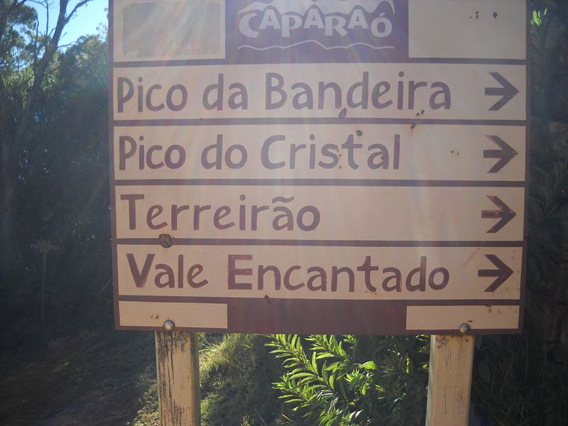 File:Sign at the Tronqueira^ - panoramio.jpg