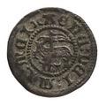 Silvermynt präglat i Visby, cirka 1400-1450 - Skoklosters slott - 108659.tif